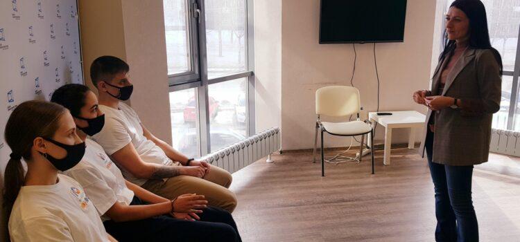 Встреча с основателем «Школы журналистики» Ириной Чичендаевой
